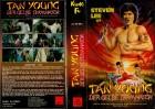 TAN YOUNG DER GELBE TERMINATOR - KUNG-FU gr.Hartbox - VHS