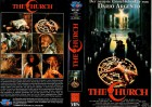 THE CHURCH - Dario Argento - NEW VISION gr.Cover - VHS