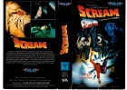 SCREAM - DER SCHOCK DES �BERSINNL ...- Rebell gr.Cover - VHS