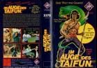 IM AUGE DES TAIFUN - Hwang Jang Lee - UfA gr.Hartbox - VHS