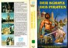 DER SCHATZ DES PIRATEN - IHV gr.Hartbox - VHS