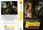 REVOLTE HINTER GITTERN - GEISELGASTEIG gr.Hartbox - VHS