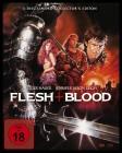Flesh + Blood - Mediabook [Blu-ray] (deutsch/uncut) NEU+OVP