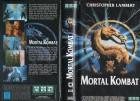 MORTAL KOMBAT - VMP gr.Hartbox - VHS