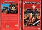 SPARTACUS -TAURUS Bild auf Coverfolie BEDRUCKT gr.Cover- VHS