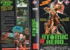 ATOMIC HERO - TROMA UfA gr.HARTBOX - VHS