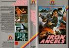 IRON ANGELS 1 - DIE HÄRTESTEN ENGEL D.WELT -ASCOT gr.HB -VHS