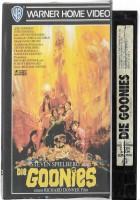 Die Goonies PAL VHS Warner  (#1)