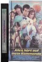 Alles hört auf mein Kommando PAL VHS Cannon  (#1)
