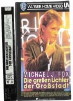 Die grellen Lichter der Großstadt PAL VHS Warner  (#1)