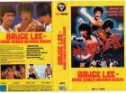 BRUCE LEE - SEINE ERBEN NEHMEN RACHE - VPS gr.Cover - VHS