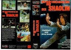 DIE 18 TODESSCHL�GE DER SHAOLIN - Pacific gr.Cover - VHS
