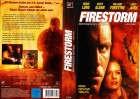FIRESTORM - BRENNENDES INFERNO - 20 FOX gr.Cover - VHS