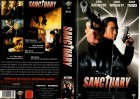 SANCTUARY - Mark Dacascos - VCL gr.Cover - VHS