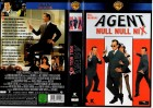 AGENT NULL NULL NIX - WARNER gr.Cover - VHS