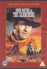 The Searchers - Der schwarze Falke - UK Import - dt. Ton