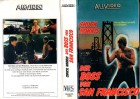 DER BOSS VON SAN FRANCISCO - ALLVIDEO gr.Hartbox - VHS