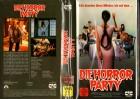 DIE HORROR PARTY - gr.Cover VERSCHWEISSTER BOX - VHS