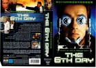 THE 6TH DAY - COLUMBIA TRISTAR gr.Cover - VHS