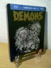 Demons - Steelbook - Blu ray