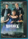 Maverick DVD Mel Gibson, Jodie Foster, James Garner s. g. Z.