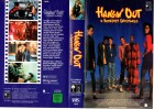 HANGIN OUT - 4 HOMEBOYS UNTERWEGS - C.TRISTAR gr.Cover - VHS