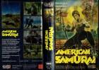 AMERICAN SAMURAI - Pacific gr.Hartbox- VHS