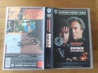 Rookie Der Anf�nger VHS UNCUT Charlie Sheen, Clint Eastwood