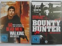 Thriller Sammlung - 50 Dead Man Walking + Bounty Hunter