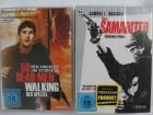 Thriller Sammlung 50 Dead Men Walking + Der Samariter