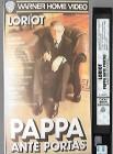 Papa Ante Portas VHS Warner  (#1)
