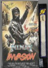 Ninja Invasion VHS Mike Hunter  (#1)