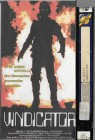 Vindicator VHS Mike Hunter  (#1)