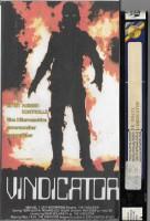 Vindicator VHS Mike Hunter  (#1)
