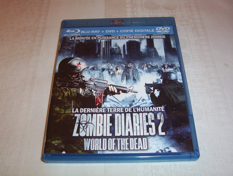 Zombie Diaries 2/ World of the dead - Bluray+DVD-