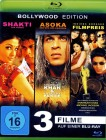 Bollywood Edition mit Shakrukh Khan (3Filme) (Blu-ray) OVP