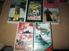 VHS - Sammlung - Kleinstlabel - Todeskämpfer der Shaolin....
