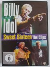 Billy Idol – Sweet Sixteen - Seine besten Musik Clips