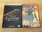 TEXAS CHAINSAW MASSACRE 1 und 2 THE BEGINNING 3 DVDs
