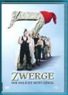 7 Zwerge - Der Wald ist nicht genug DVD Disc NEUWERTIG