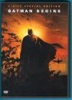 Batman Begins - 2 Disc Special Edition DVD sehr guter Zust.