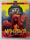 S-VHS - V/H/S 2 - Mediabook Cover A