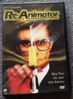 "DVD"" Re Animator ""..UNCUT.."