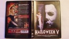 DVD ** Halloween V - Halloween 5 *Uncut*Deutsch*RAR*