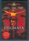 Stigmata DVD Patricia Arquette, Gabriel Byrne NEUWERTIG