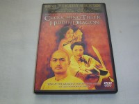 Crouching Tiger  Hidden Dragon   -DVD- Rec 1 USA
