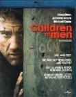 CHILDREN OF MEN Blu-ray - Clive Owen SciFi Thriller