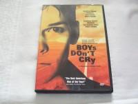 Boys Don´t Cry  -DVD-  Rec 1 USA