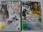Abenteuer Sammlung - Goldrausch in Alaska + Silver Wolf