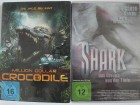 Monster der Meere Sammlung - Million Dollar Crocodile, Shark
